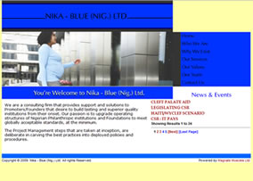 Nika-Blue (Nig.) Ltd